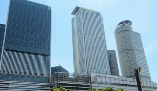 【週末の名古屋駅】名古屋の人は歩くのが下手でストレス溜まる【混雑】